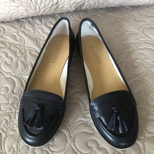 Talbots Leather Loafers size 8 EUC